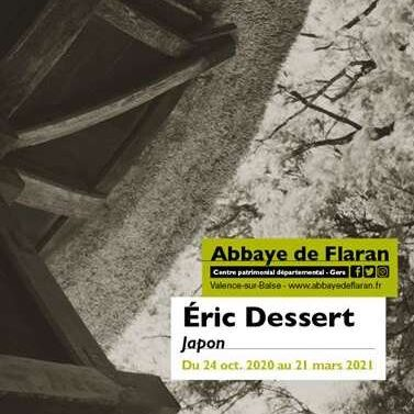 Abbaye de Flaran - Exposition - Eric Dessert, Japon