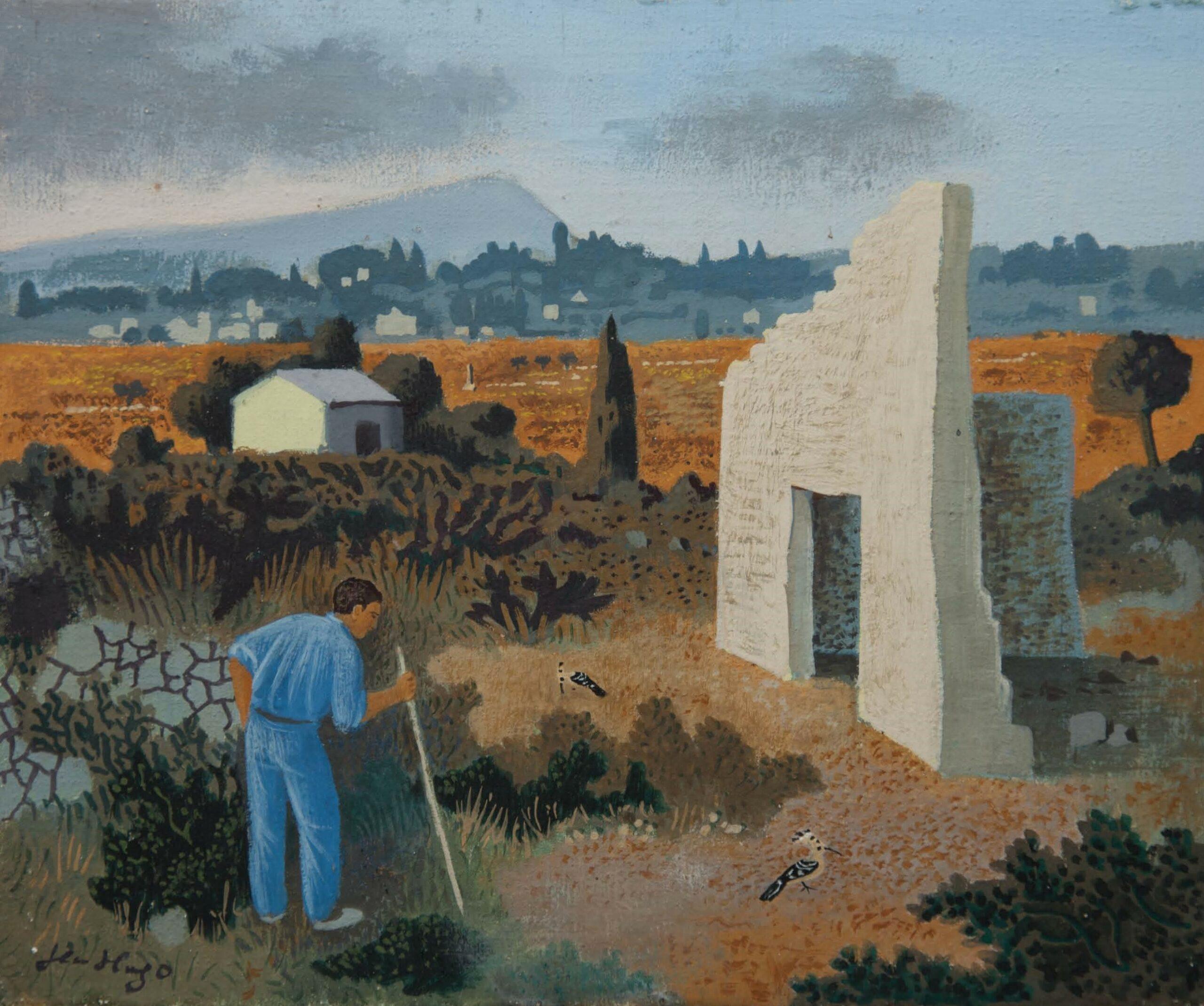 Musée Médard - Exposition - Jean Hugo, Mazet