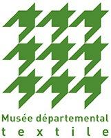 Logo Musée départemental du Textile