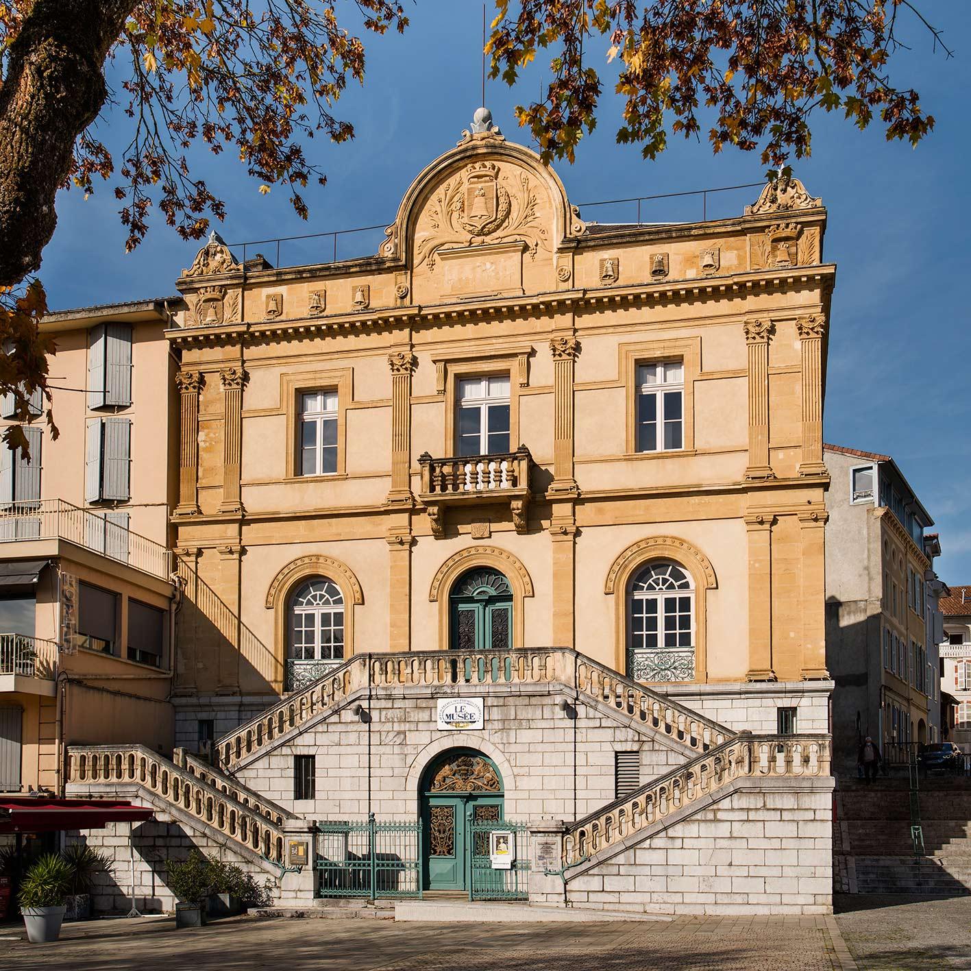 Musée Arts et Figures des Pyrénées Centrales