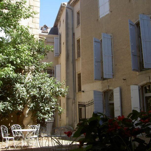 Musée des Beaux-arts de Bézier - Hotel Fayet