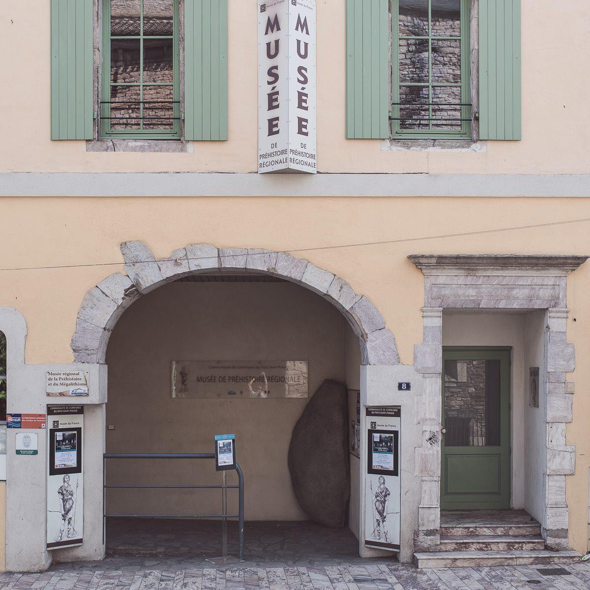 Musée de Préhistoire Régionale de Saint-Pons-de-Thomières