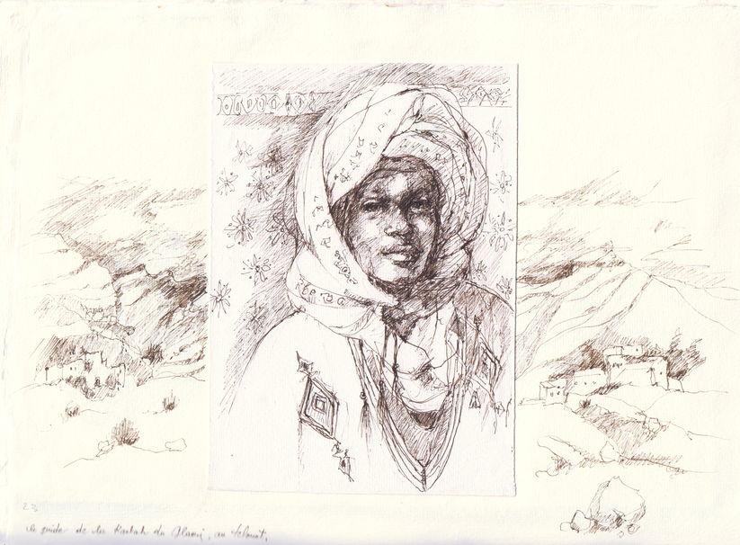 Lélie Abadie - Amon de Tellouet