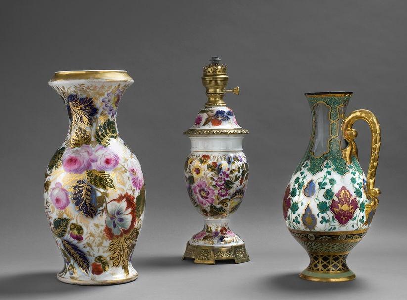Atelier Fouque & Arnoux - Porcelaines de Saint-Gaudens-Valentine