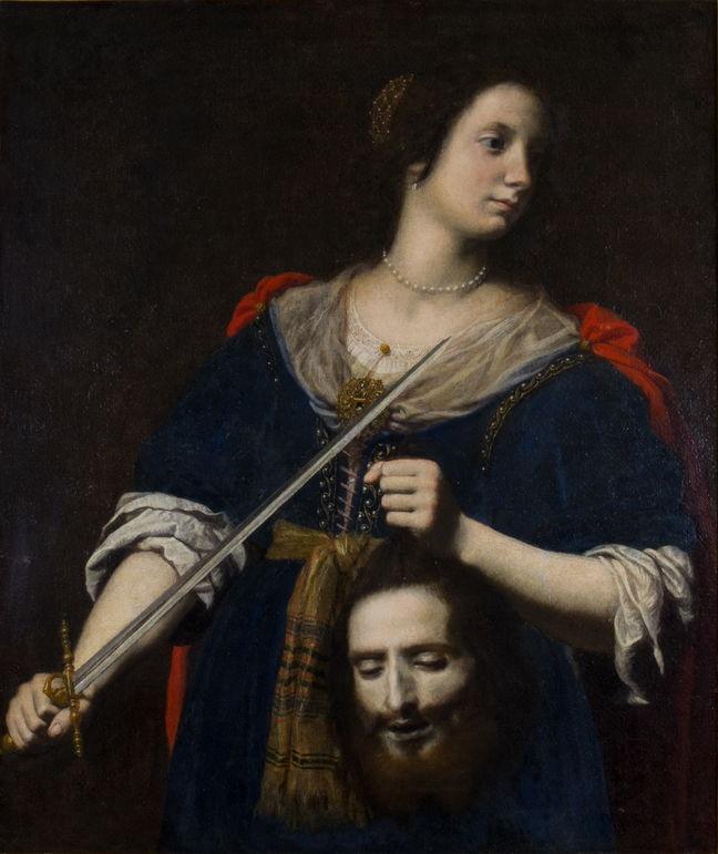 Lorenzo Lippi - Judith et Holopherne