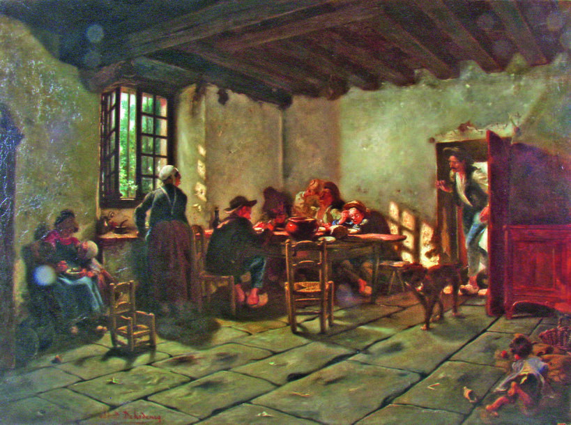 Chateau Musée de Cayla - La table d'Eugenie - visuel 2