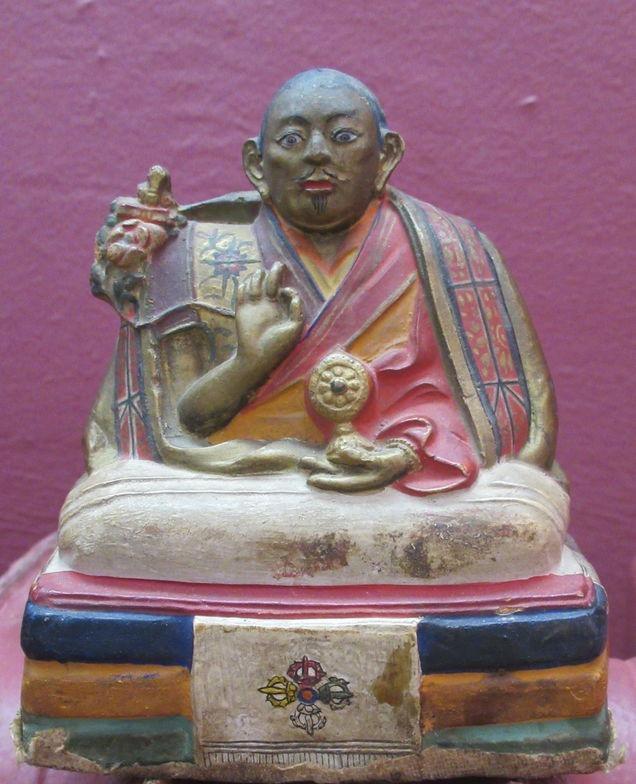 Le 13ème Dalai Lama Thubten Gyatso (1876-1933)