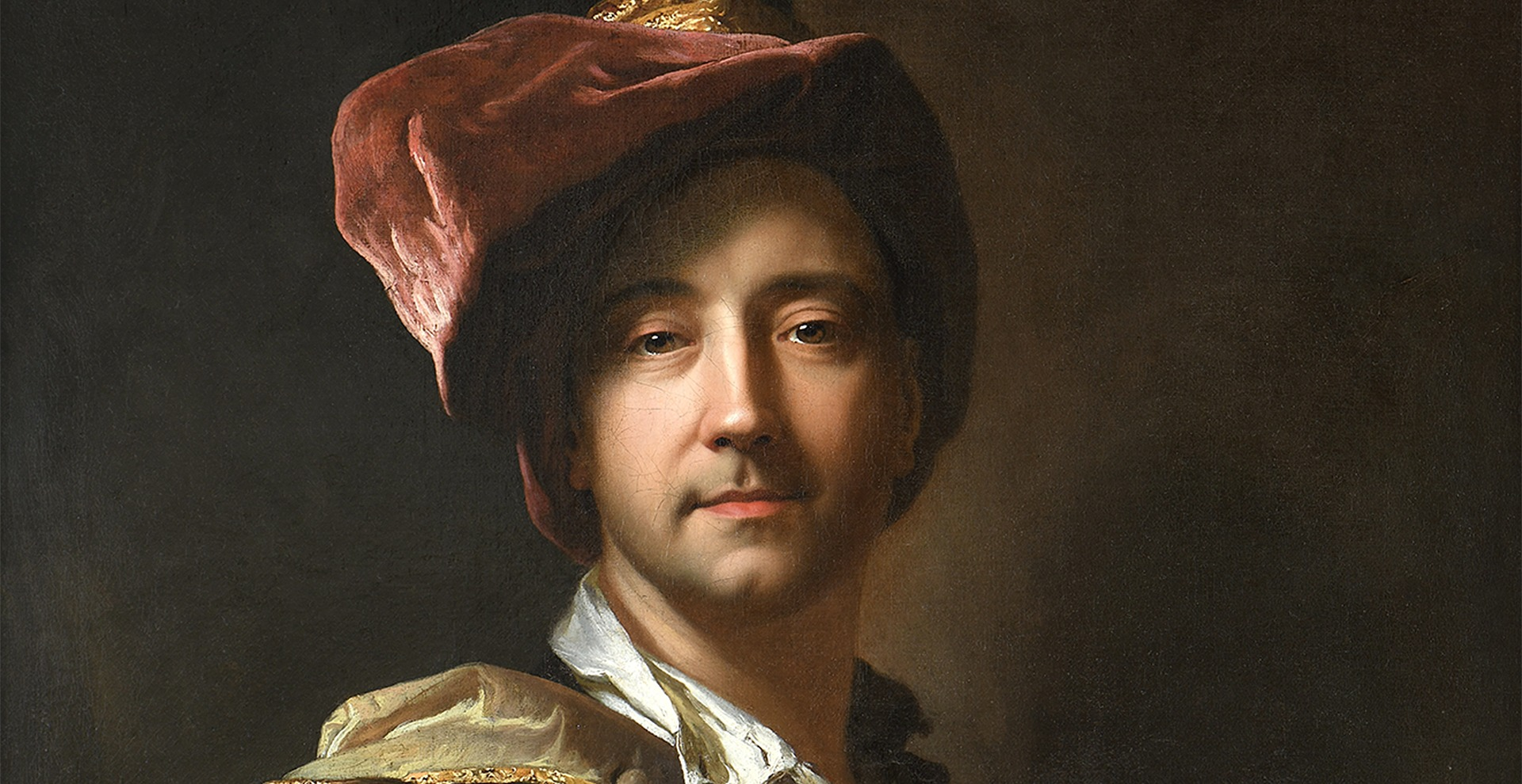 Autoportrait dit au turban - Hyacinthe Rigaud
