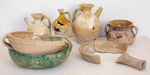 Vaisselle utilitaire médiévale