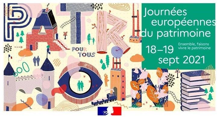 Journées Européennes du Patrimoine 2021 Occitanie