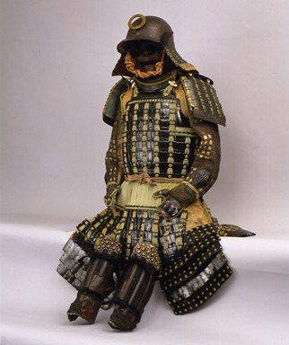 Armure japonaise (période Edo)