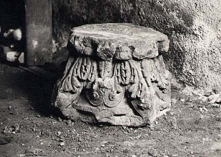 Chapiteau gallo-romain – 2