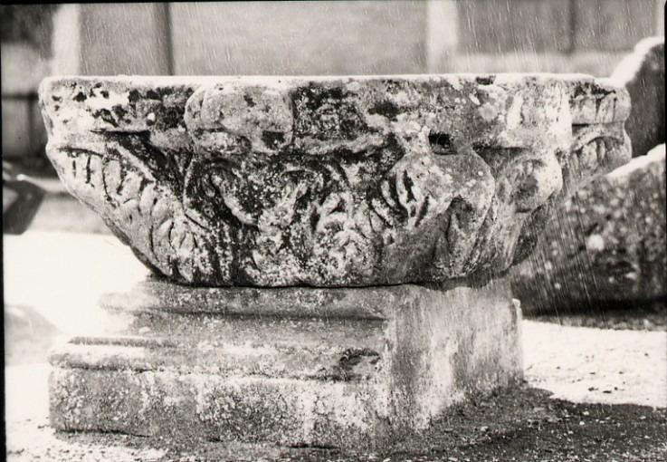 Chapiteau gallo-romain – 5