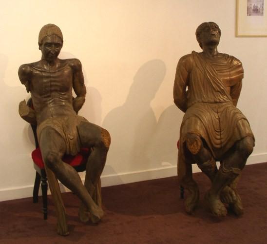 Esclave jeune et esclave vieux