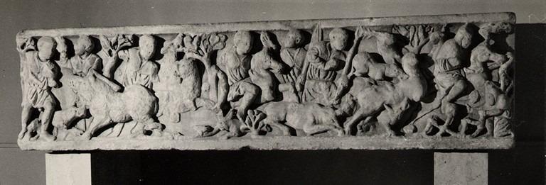 Sarcophage de la chasse