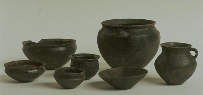 Vases – Grotte de Clapade (Millau)