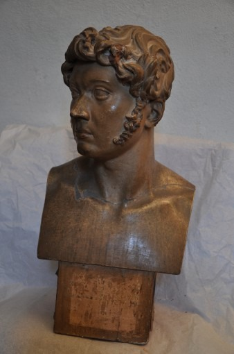 Buste d'Auguste Carrié