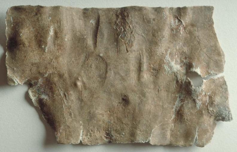 Inscription – Villa du Mas-Marcou (Flavin)