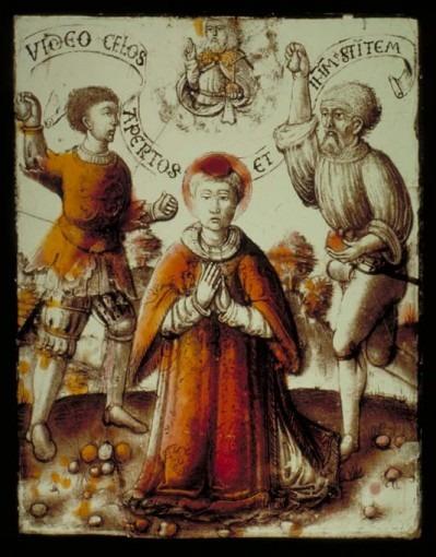 Lapidation de St Etienne