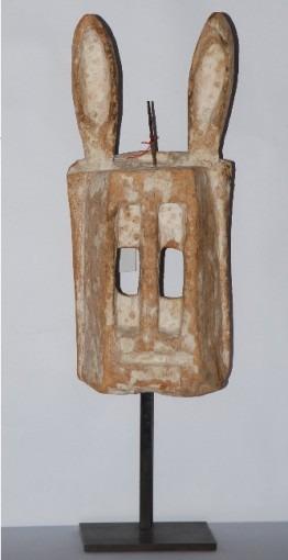 Masque de lièvre – 1