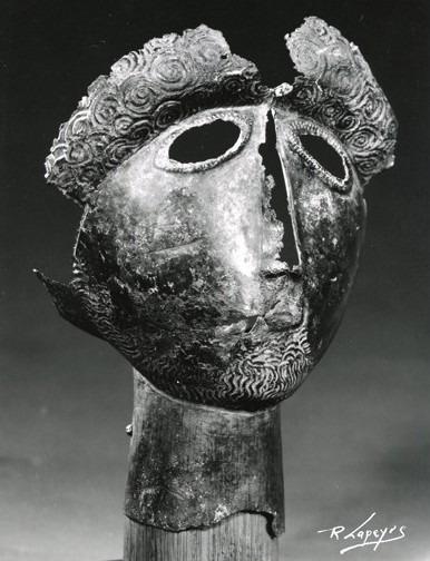 Masque de Montsérié