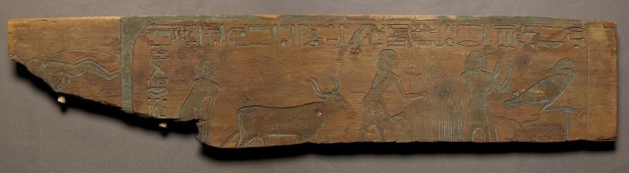 Panneau de sarcophage de Djedkhonsouiouefankh