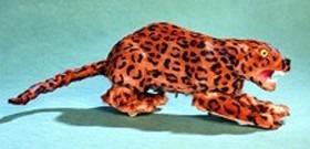 Panthere rampante
