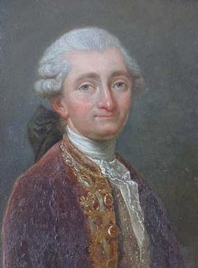 Portrait de jeune seigneur