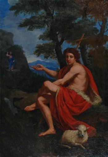 Saint Jean-Baptiste au désert