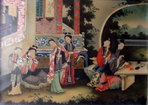 Scène chinoise