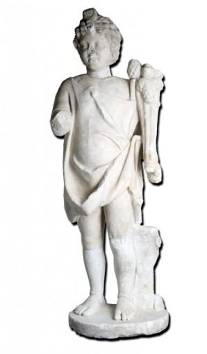 Statue d'Harpocrate