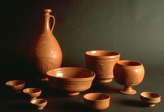 Vases – La Graufesenque (Millau)