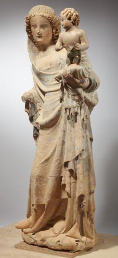 Vierge à l'Enfant dite Notre-Dame-de-Bonne-Nouvelle