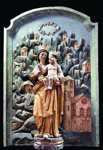 Vierge et Monastère de Montserrat