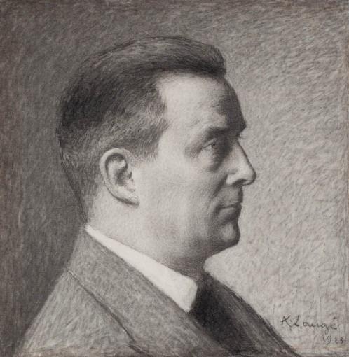Portrait de Pierre Laugé