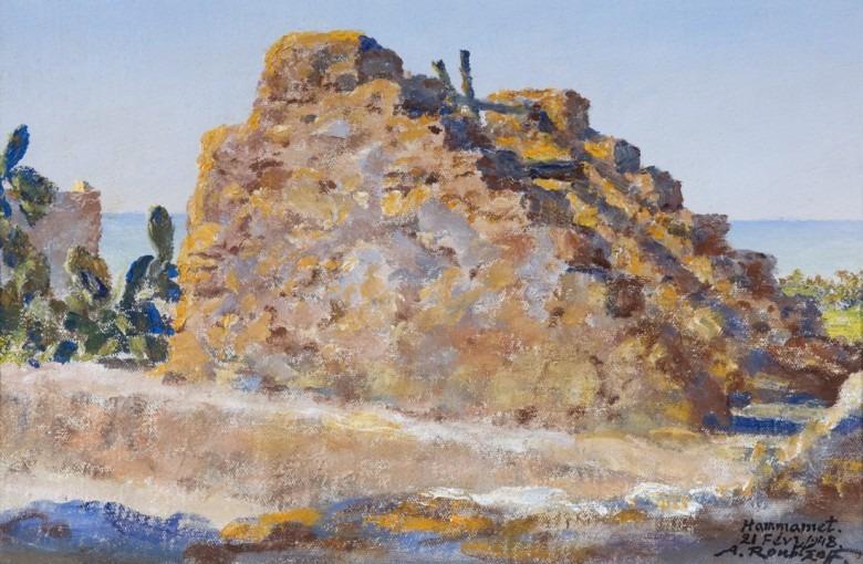 Puits à Hammamet