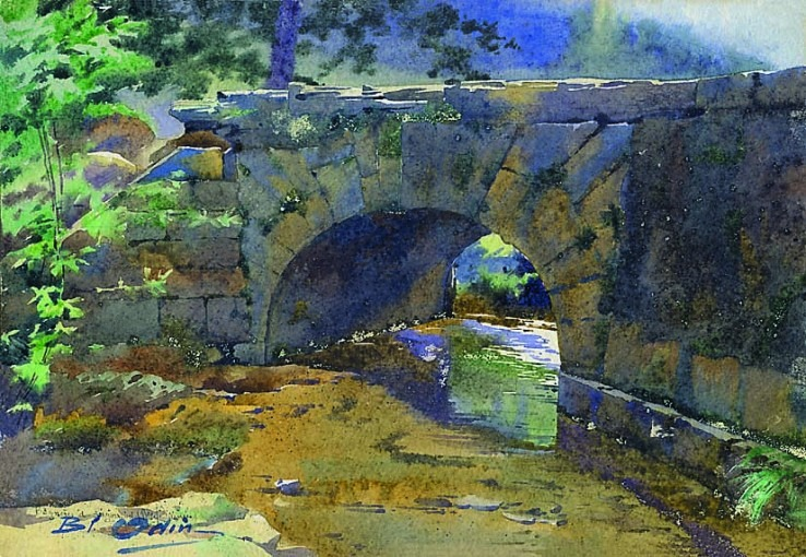 Le Pont de la Moulette