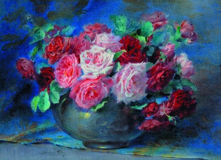 Roses de divers tons
