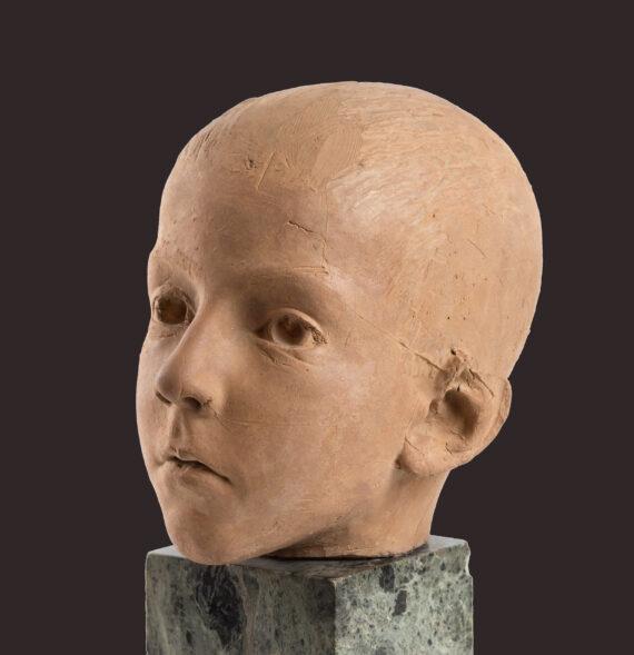 Buste de Charles Lhermitte