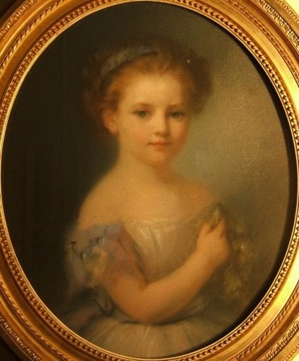 Portrait de Mademoiselle de Rothschild