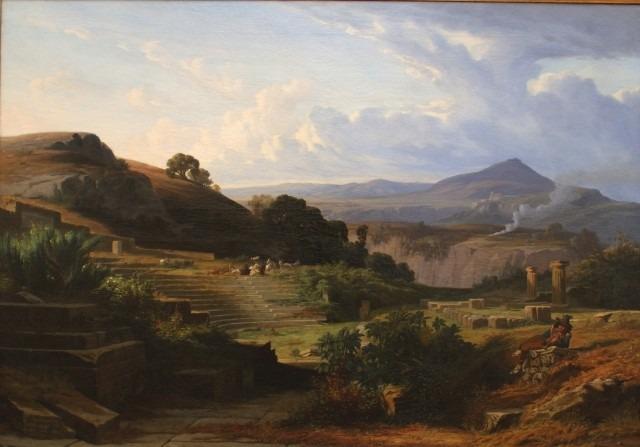 Les Ruines de Tusculum