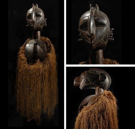 Masque d'épaules, Nimba