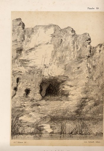 Grotte de Conduché – Planche 29