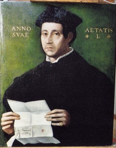 Portrait de Cavalcanti
