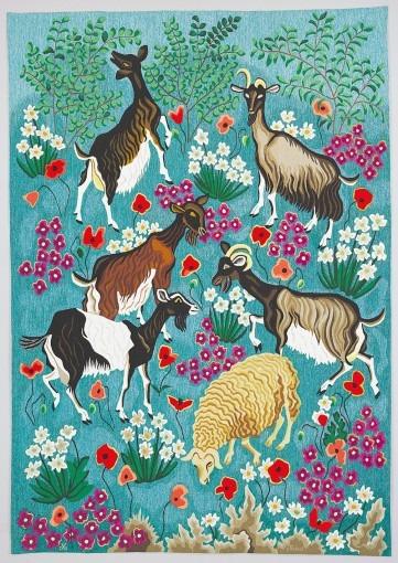 Chèvres du Larzac