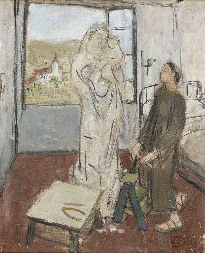 Le moine sculpteur
