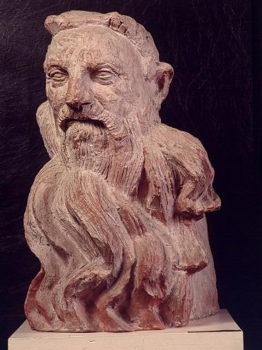 Buste de Rodin