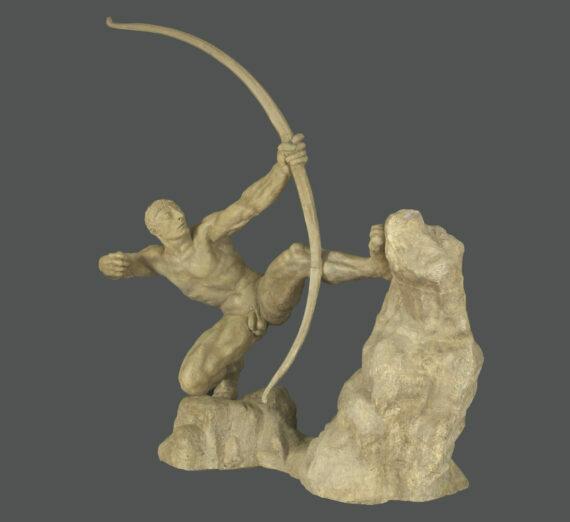 Hérakles archer