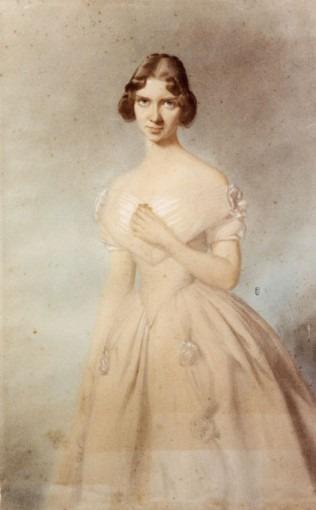 Portrait de Jenny LIND