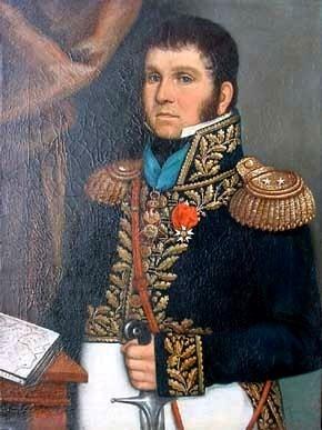 Portrait du Général Galdemar